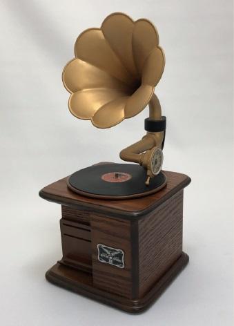 インテリア蓄音器 TOG-1242
