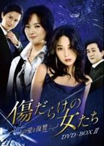 傷だらけの女たち~その愛と復讐~DVD-BOX2(DVD)