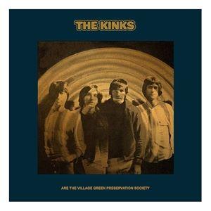 輸入盤 KINKS ARE VILLAGE GREEN PRESERVATION SOCIETY BOX 7inchx3 3LP オンライン限定商品 DELUXE 5CD 売却 SUPER