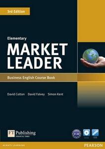 ■外国語教材 Market Leader 購買 3rd Edition Coursebook 日本限定 DVD-ROM with Elementary