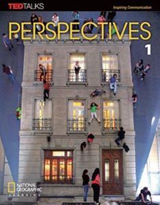 ■外国語教材 Perspectives 4年保証 激安通販専門店 AME Book 1 Student Code Access with Workbook Online