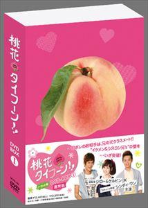 桃花タイフーン!! ノーカット版 DVD-BOX I(通常版) [DVD]