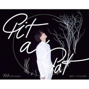 輸入盤 XIA JUNSU OF 公式 新作続 JYJ 2ND MINI ALBUM CD A PIT : PAT