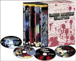 クラシック モンスターズ 海外輸入 商品 DVD コレクション