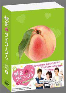 桃花タイフーン!! ノーカット版 DVD-BOX II(通常版) [DVD]