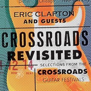 輸入盤 ERIC CLAPTON & GUESTS / CROSSROADS REVISITED : SELECTIONS FROM THE CROSSROADS GUITAR FESTIVALS (LTD) [6LP]