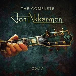 輸入盤 JAN AKKERMAN / COMPLETE JAN AKKERMAN [26CD]