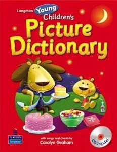 ■外国語教材 Longman 誕生日プレゼント Young 大人気! Children's with CD Picture Dictionary