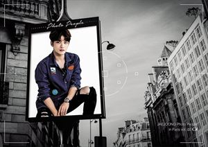JAEJOONG Photo People in Paris vol.02 [DVD]