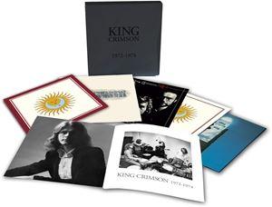 輸入盤 KING CRIMSON / 1972-1974 (LTD) [6LP]