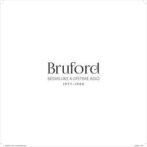 輸入盤 BILL BRUFORD SEEMS LIKE 8CD LIFETIME A 通信販売 AGO 販売実績No.1