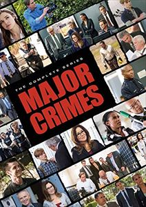 MAJOR CRIMES ~重大犯罪課〈コンプリート・シーズン〉 [DVD]