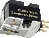 【MC CARTRIDGE】audio-technica/MC型(デュアルムービングコイル)ステレオカートリッジ/AT33PTG/2