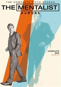 THE MENTALIST/メンタリスト〈フィフス・シーズン〉 コンプリート・ボックス [DVD]