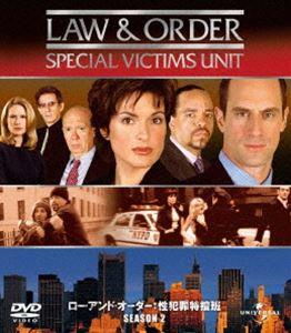 最新号掲載アイテム 市場 Law Order 性犯罪特捜班 DVD シーズン2 バリューパック