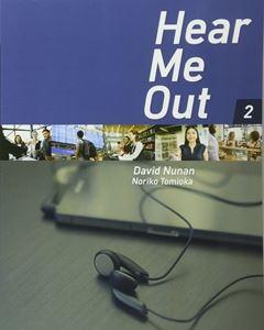 新作アイテム毎日更新 ■外国語教材 Hear Me Out 2 Book with Student 送料無料カード決済可能 CD