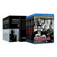 黒澤明監督作品 AKIRA KUROSAWA THE MASTERWORKS Blu-ray Disc Collection III [Blu-ray]