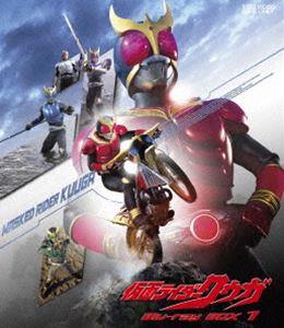 1 Blu-ray BOX [Blu-ray] 仮面ライダークウガ
