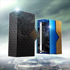Film Collections Box FINAL FANTASY XV(PlayStation4「FINAL FANTASY XV」ゲームディスク付き)(数量限定生産盤) [Blu-ray]