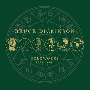輸入盤 BRUCE DICKINSON / SOLOWORKS (LP BOX SET) [9LP]