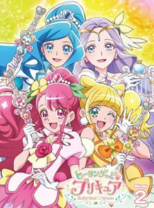 <title>ヒーリングっど■プリキュア Blu-ray 通常便なら送料無料 vol.2</title>