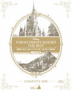東京ディズニーリゾート ザ・ベスト コンプリートBOX<ノーカット版> [Blu-ray]