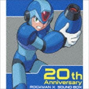 (ゲーム・ミュージック) 20th Anniversary ROCKMAN X SOUND BOX [CD]
