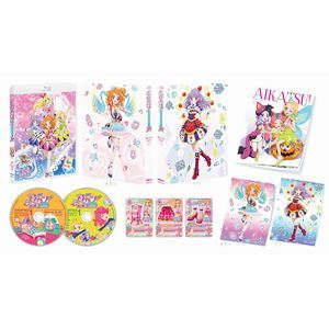 アイカツ! あかりGeneration Blu-ray BOX1 [Blu-ray]