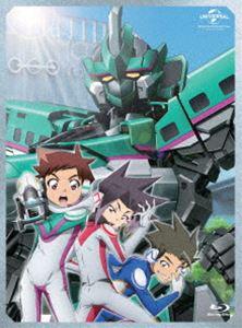 新幹線変形ロボ シンカリオン Blu-ray BOX1(通常版) [Blu-ray]