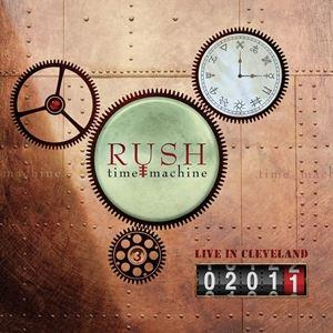 輸入盤 RUSH / TIME MACHINE 2011: LIVE IN CLEVELAND [4LP]