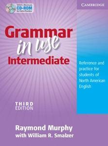 ■外国語教材 Grammar in Use Intermediate 3rd Edition without answers クリアランスsale!期間限定! CD-ROM Book Student's and 使い勝手の良い