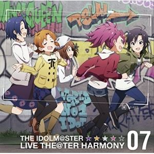 超人気 専門店 BIRTH お見舞い アイドルマスター ミリオンライブ ::THE IDOLM@STER THE@TER LIVE 07 HARMONY CD
