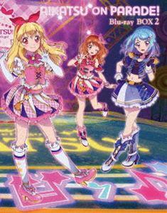 アイカツオンパレード! Blu-ray BOX 2 [Blu-ray]