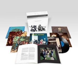 輸入盤 CREEDENCE CLEARWATER REVIVAL / STUDIO ALBUMS COLLECTION [7LP]