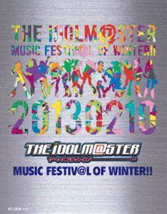 THE IDOLM@STER MUSIC FESTIV@L OF WINTER!!【Blu-ray BOX 完全初回生産限定 BD3枚組】 [Blu-ray]