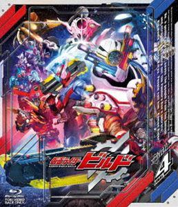 仮面ライダービルド Blu-ray COLLECTION 4 [Blu-ray]