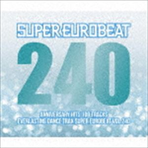 【CD】 スーパーユーロビート VOL.240