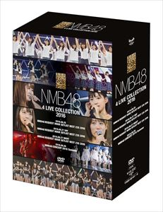 NMB48 4 LIVE COLLECTION 2016 [DVD]