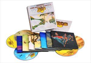 輸入盤 YES / PROGENY:SEVEN SHOWS FROM SEVENTY-TWO [14CD]