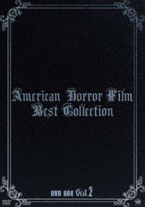 アメリカンホラーフィルム ベスト・コレクション DVD-BOX vol.2(DVD)