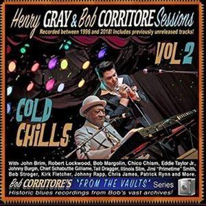ヘンリー グレイ ボブ コリトー THE 安全 Chills CD 驚きの値段 VOL.2:Cold SESSIONS