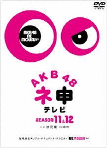 AKB48 ネ申テレビ シーズン11&シーズン12(DVD)