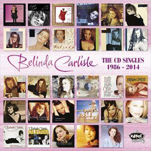 輸入盤 BELINDA CARLISLE / CD SINGLES 1986-2014 [29CD]