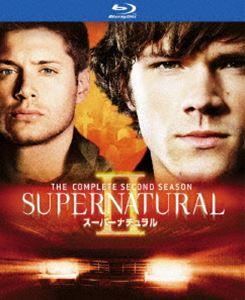 SUPERNATURAL II〈セカンド・シーズン〉コンプリート・ボックス [Blu-ray]