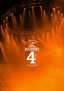 """SOLIDEMO 4th Anniversary Live """"for""""(初回生産限定) [Blu-ray]"""