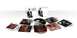 輸入盤 DAVID BOWIE / LOVING THE ALIEN (1983-1988) (CD BOX) (LTD) [11CD]