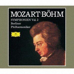 カール ベーム モーツァルト:交響曲全集 Vol.2 在庫一掃 初回生産限定盤 超目玉 SACD