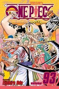 One Piece 期間限定 爆売りセール開催中 Vol. ワンピース 93巻 93