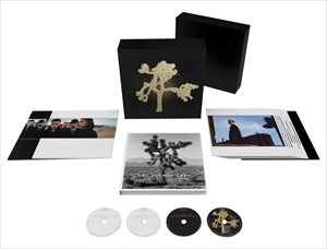 輸入盤 U2 / JOSHUA TREE (30TH ANNIVERSARY EDITION / SUPER DLX)(LTD) [4CD]