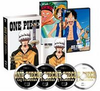 "ONE PIECE Log Collection ""SABAODY""(DVD)"